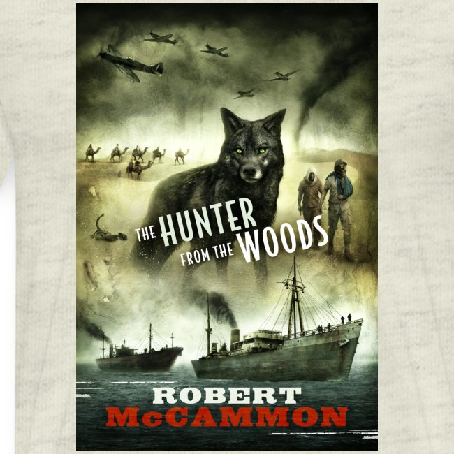 the hunter from the woods design