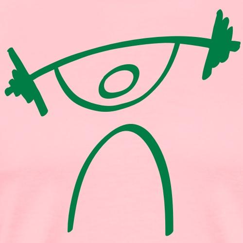 Olympic Weightlifting - Men's Premium T-Shirt