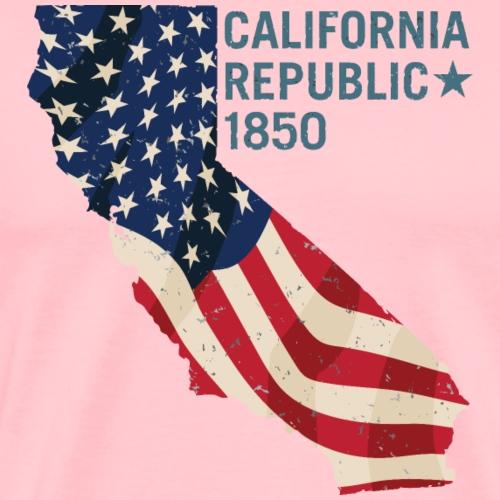 California Pride - Men's Premium T-Shirt
