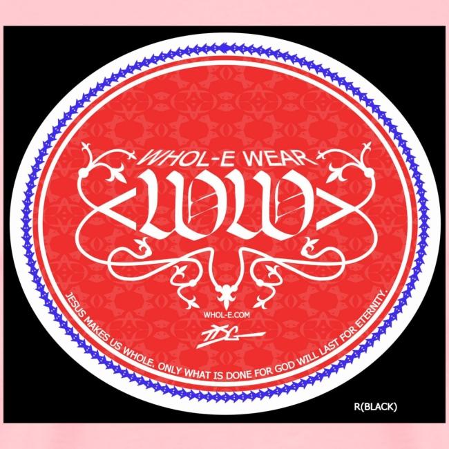 ww classic emblem red