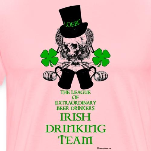 The LOEBD Irish Drinking Team