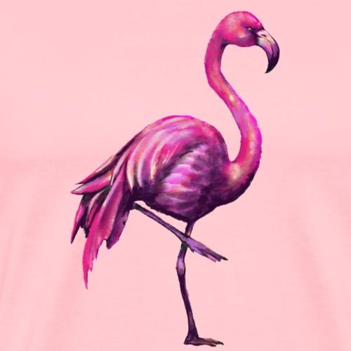 pink flamingo - Men's Premium T-Shirt