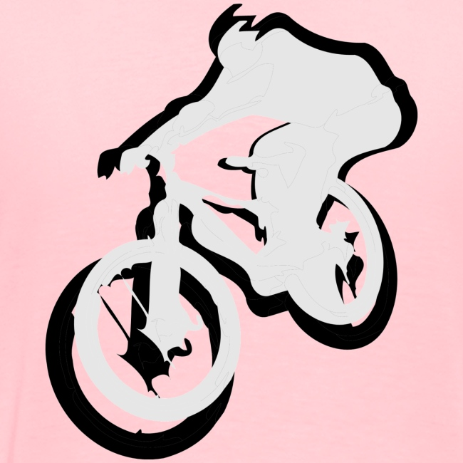 Mountain Bike Shirt - Ollie - Long Sleeve
