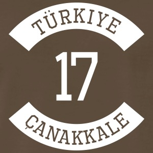 turkiye 17 - Men's Premium T-Shirt