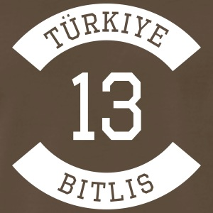 turkiye 13 - Men's Premium T-Shirt