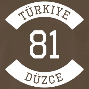 turkiye 81 - Men's Premium T-Shirt