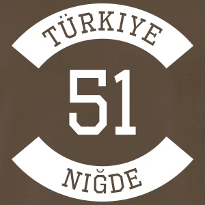 turkiye 51 - Men's Premium T-Shirt