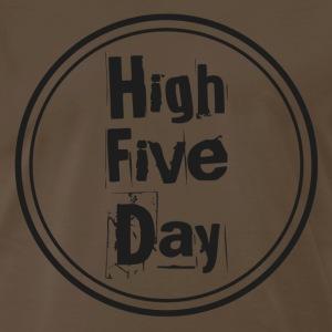 High Five Day - Men's Premium T-Shirt