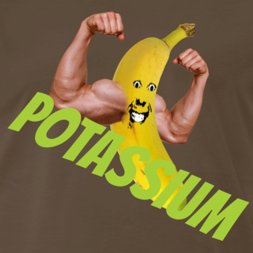 Strong Potassium - Men's Premium T-Shirt