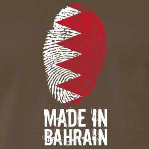 Made In Bahrain / البحرين - Men's Premium T-Shirt