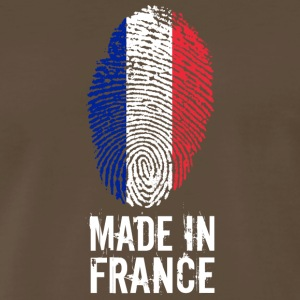 Made In France / République française - Men's Premium T-Shirt