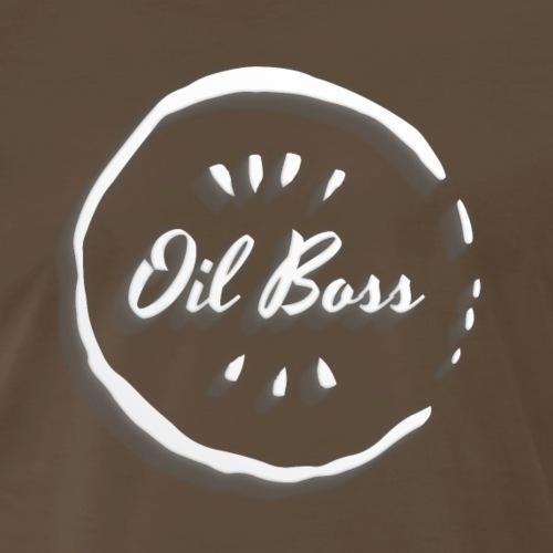Oil Boss - Men's Premium T-Shirt