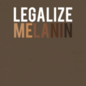 legalize melanin - Men's Premium T-Shirt