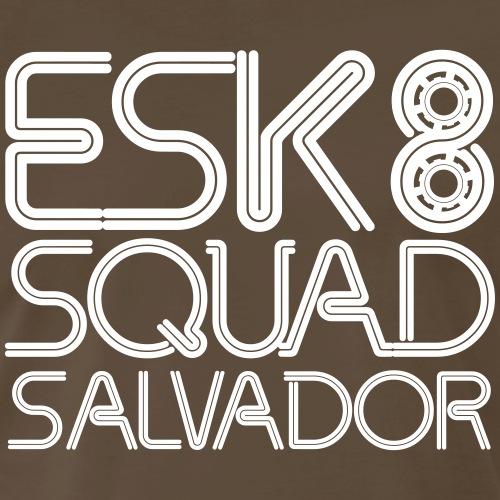 Esk8Squad Salvador - Men's Premium T-Shirt