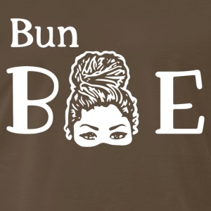 Bun BAE Hairstyle - Men's Premium T-Shirt