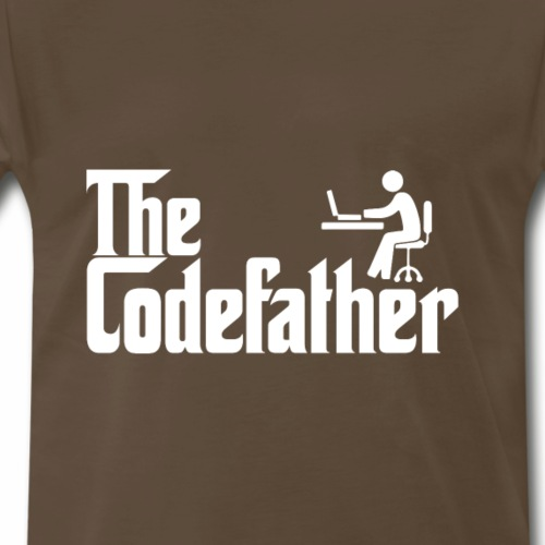 The Codefather - Men's Premium T-Shirt