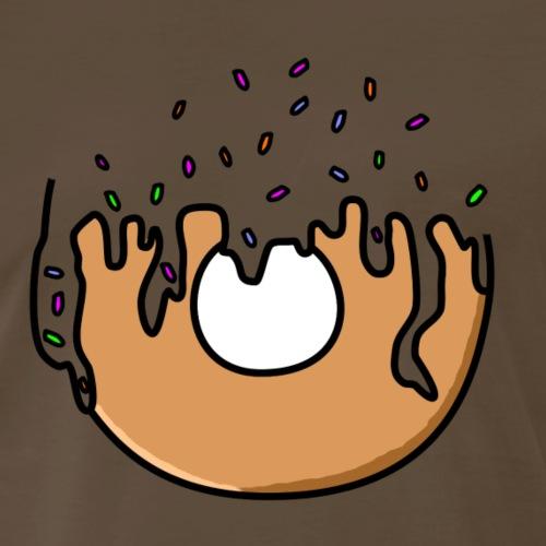 Doughnut Drizzle - Men's Premium T-Shirt