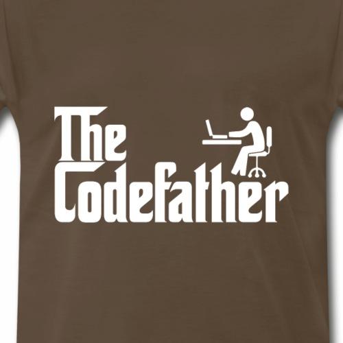 The Codefather - Men's Premium T-Shirt