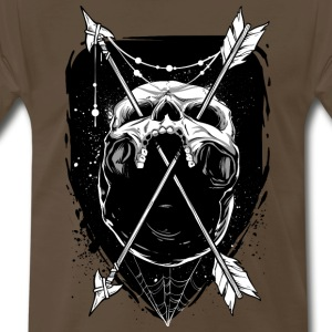 Hip skull - Men's Premium T-Shirt