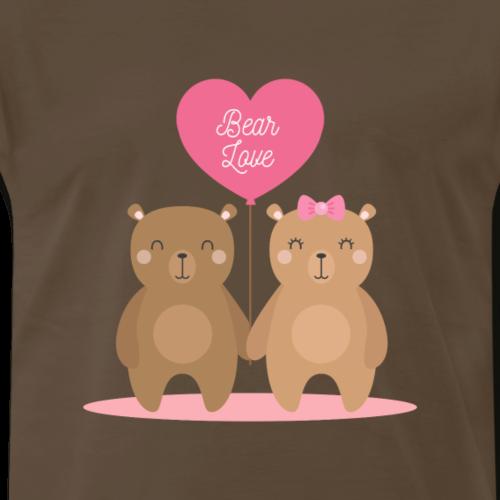 Bear Love - Men's Premium T-Shirt