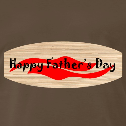 Fathers day - Men's Premium T-Shirt