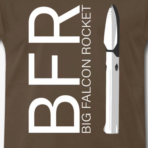 Big Falcon Rocket - Men's Premium T-Shirt