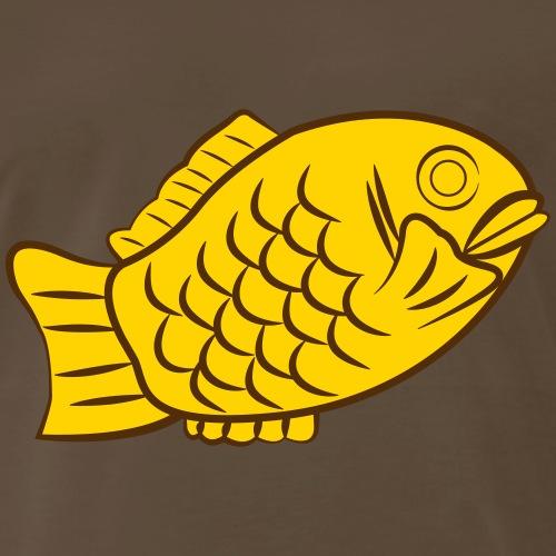 Taiyaki Fish たい焼き - Men's Premium T-Shirt