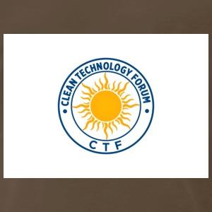 Clean Technology Forum Logo - Men's Premium T-Shirt