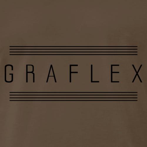 graflex stripes - Men's Premium T-Shirt
