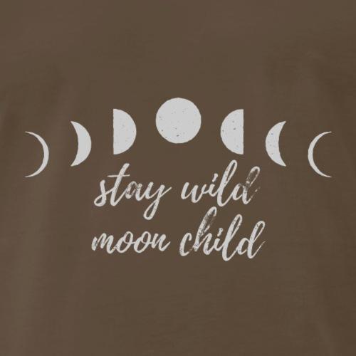 moon child - Men's Premium T-Shirt