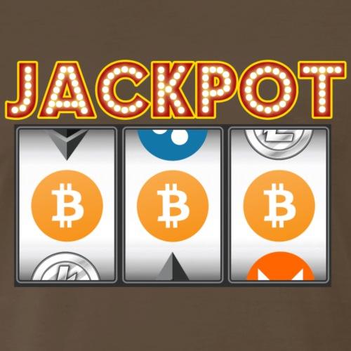 Jackpot! - Men's Premium T-Shirt