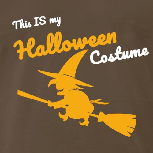 This IS my Halloween Costume - Men's Premium T-Shirt