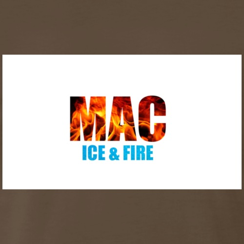 ICE FIRE - Men's Premium T-Shirt