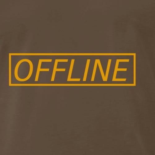OFFLINE - Men's Premium T-Shirt