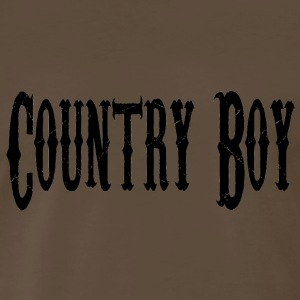 Country Boy1 - Men's Premium T-Shirt