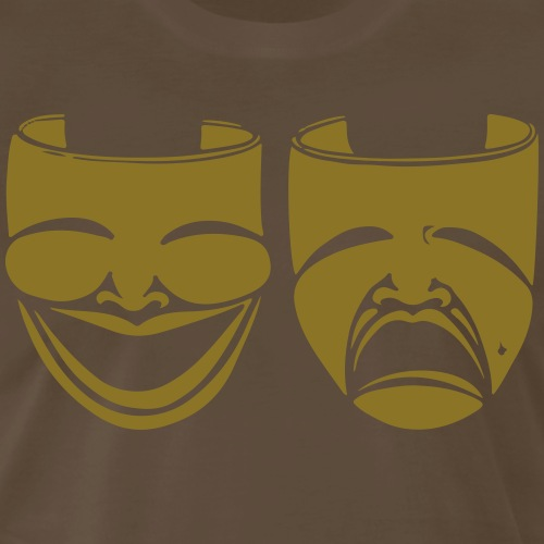 masks - Men's Premium T-Shirt