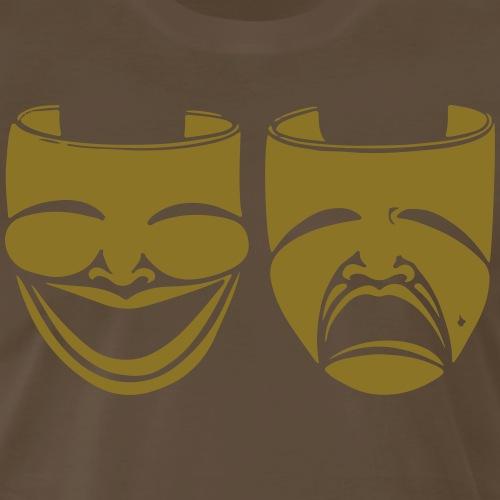 masks - Men's Premium T-Shirt