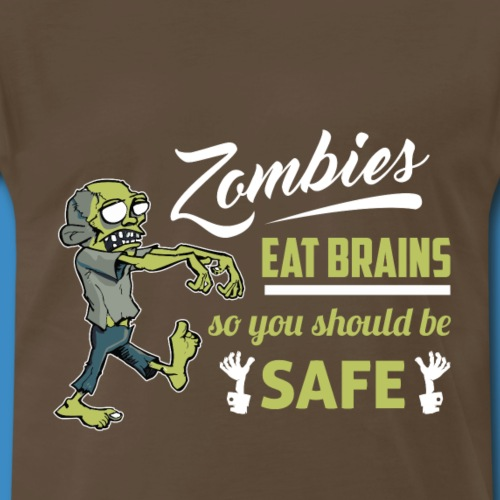 Funny Zombies - Men's Premium T-Shirt