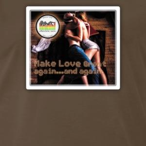 Make Love Great Again and Again [Apparel] - Men's Premium T-Shirt