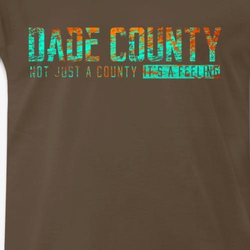 Dade County - Men's Premium T-Shirt