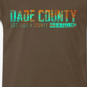 Dade County - Men's Premium T-Shirt