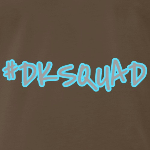 #DKSQUAD (transparent)   Tiggah The Rapper - Men's Premium T-Shirt