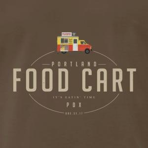 Portland Food Carts - Men's Premium T-Shirt