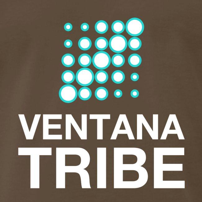 Ventana Tribe White Logo