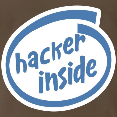 Hacker Inside - Men's Premium T-Shirt
