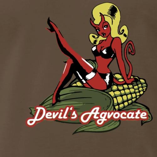 Devil's Agvocate - Men's Premium T-Shirt