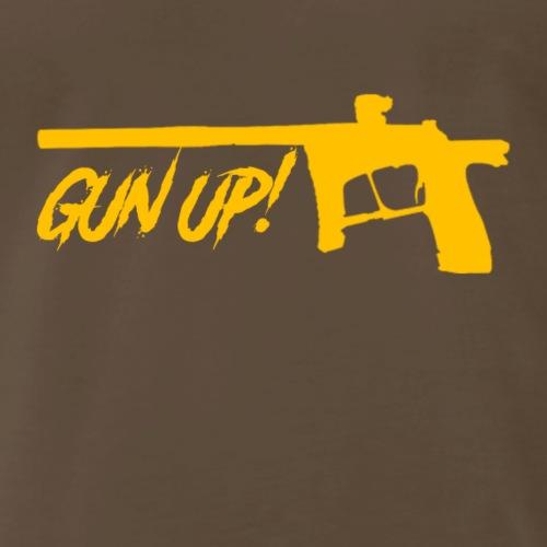 Gun Up! - Men's Premium T-Shirt