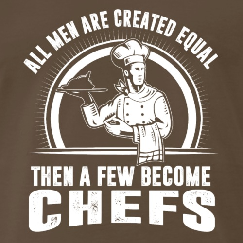 Become Chefs - Men's Premium T-Shirt