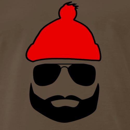 Lumberjack Cool - Men's Premium T-Shirt