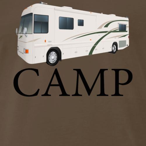 Camp Winnebago - Men's Premium T-Shirt